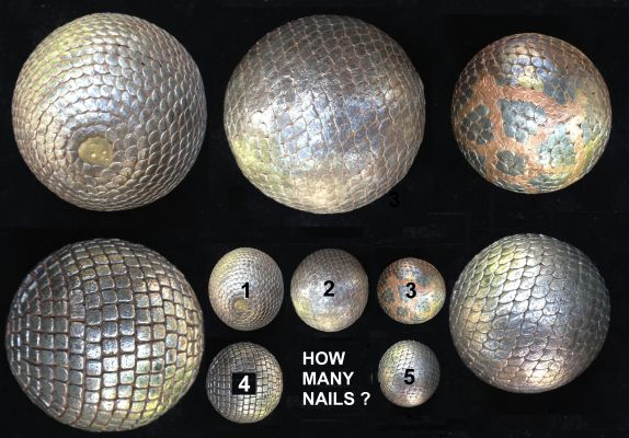 HOW MANY NAILS